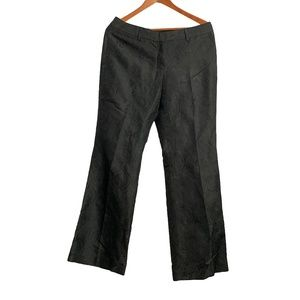 EXPRESS EDITOR'S PANTS WITH DESIGN SIZE 10